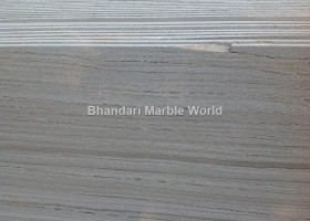 Antique finish tobacco black marble