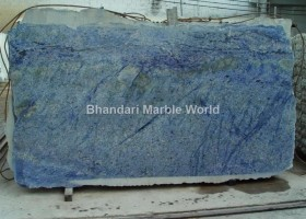 AZUL_BAHIA marble