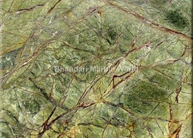 Forest-Green-Marble-