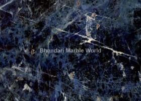 blue Lapis marble