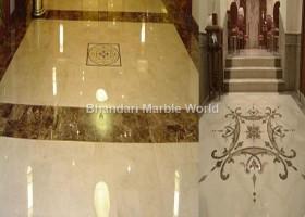botachino fioritto-marble