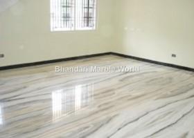 makrana marble floor.
