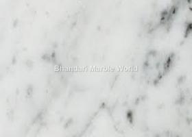 white carrara